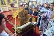 У Кафедральному соборі Різдва Божої Матері зустріли Почаївську ікону Пресвятої Богородиці