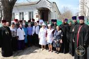 Велика пасхальна радість насельників будинку для престарілих