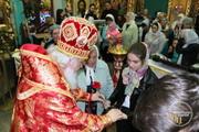 Високопреосвященніший митрополит Іоасаф напередодні Неділі жінок-мироносиць привітав вірянок храму Різдва Христового м. Олександрії