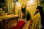 Святкове Всенічне бдіння в канун дня пам´яті свт. Іоасафа Білгородського