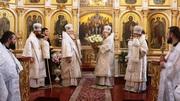 Святкування 8-ї річниці перебування митрополита Іоасафа на Кіровоградській кафедрі у день Стрітення Господнього (+відео)