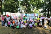 Табір для дітей з особливими можливостями «Джерельце Надії»