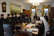 Митрополит Іоасаф очолив збори благочинних Кіровоградської єпархії УПЦ
