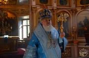 Митрополит Іоасаф звершив богослужіння свята Покрови Пресвятої Богородиці в Кафедральному соборі